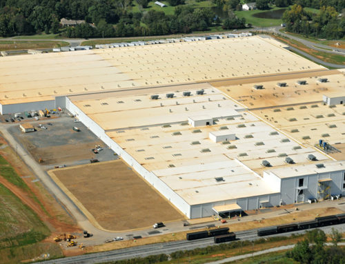 Toyo Tire Manufacturing Facility – Phase III, Phase IV