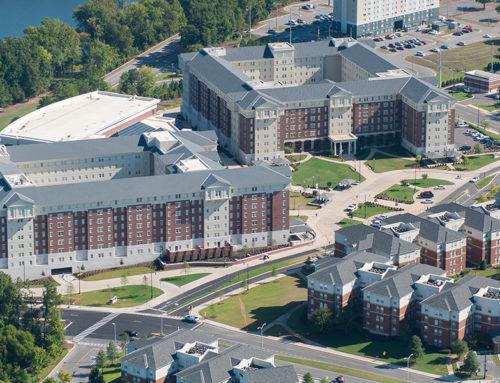 University of Alabama Presidential 2 Housing & Student Center